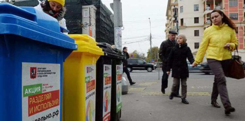 Законодательно установлены правила раздельного сбора отходов