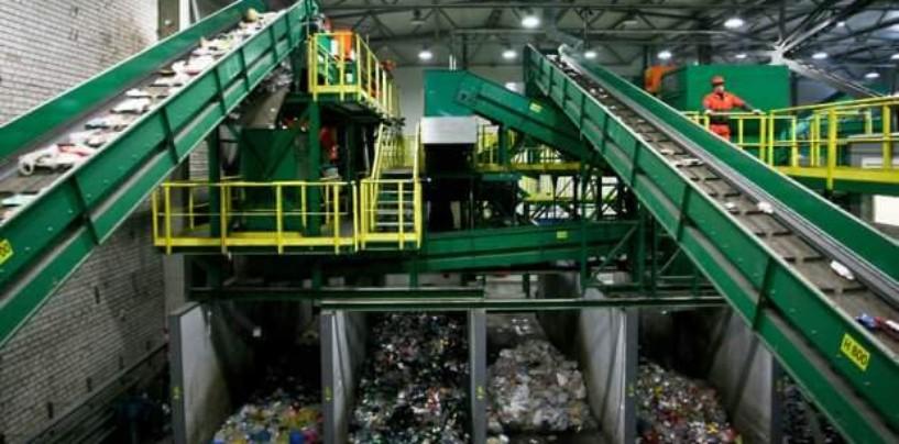 В Подмосковном регионе планируют построить 4 мусоросжигательных предприятия