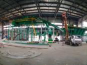 Завершается процесс строительства современного мусоросортировочного комплекса