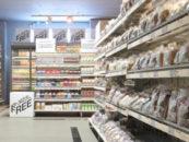 Начал работу магазин, в котором нет  товаров в упаковке из пластика