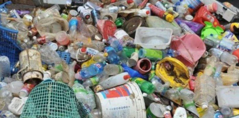 Большое Тихоокеанское  мусорное пятно стало в 3 раза больше, чем Франция