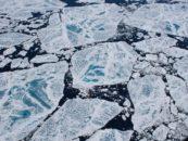 Во льдах Арктики обнаружили рекордное количество пластика. Никто не знает, как это повлияет на биосферу