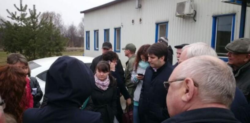 Людмила Шабуева: «Нам не отказывают в том, чтобы посмотреть, какой мусор везут из Москвы»