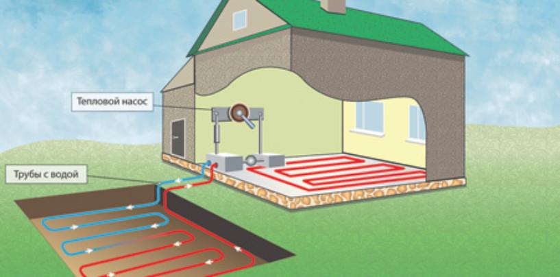 Подземное тепло можно применять для выработки электроэнергии