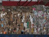 Прием мусора на Энгельсском Экотехнопарке увеличился вдвое