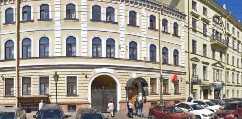 Полиция проводит обыски в петербургском комитете по природопользованию