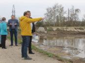 Активистами ОНФ в Липецке осуществлен рейд на предприятие, которое занимается переработкой отходов