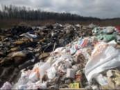 Экоактивисты обнаружили очередную свалку на Мурманском шоссе