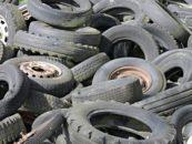 Смоляне могут бесплатно сдать шины на утилизацию