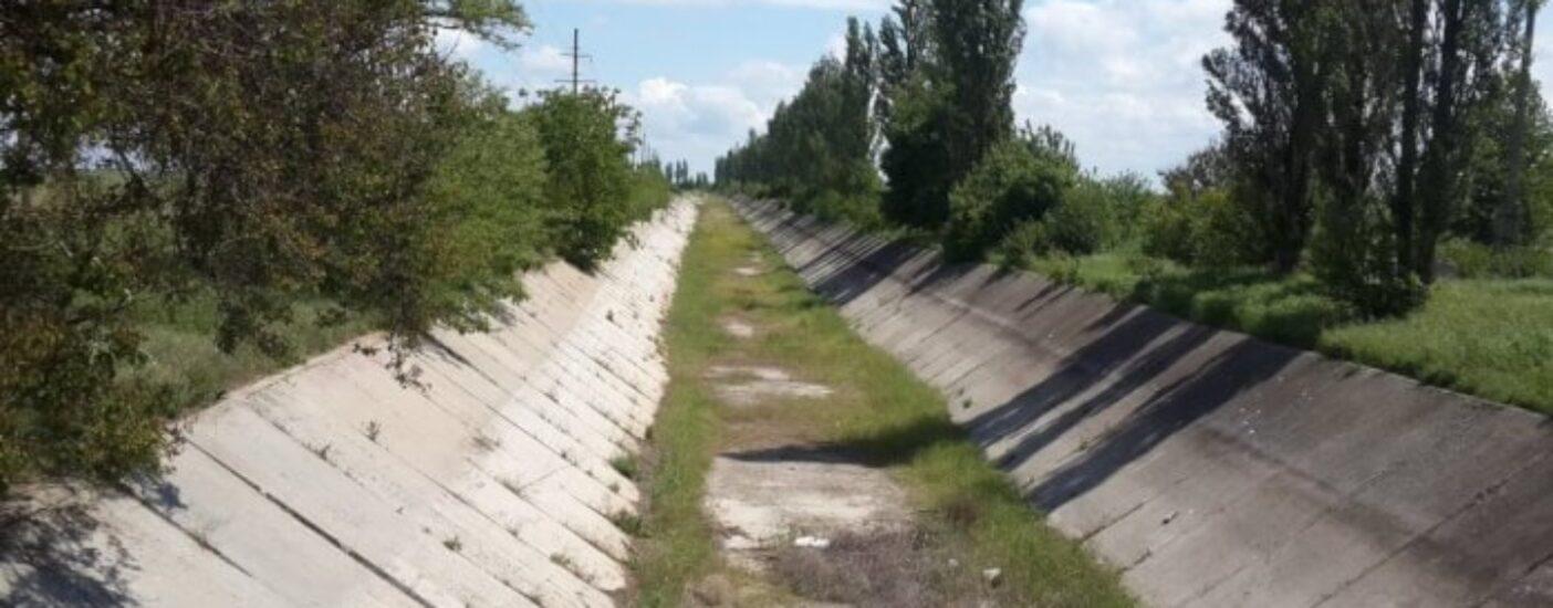 В Крыму намерены развернуть Северо-Крымский канал