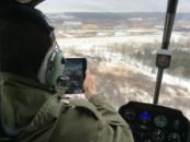 В ходе вертолетного рейда министр экологии РТ выявил 214 нарушений