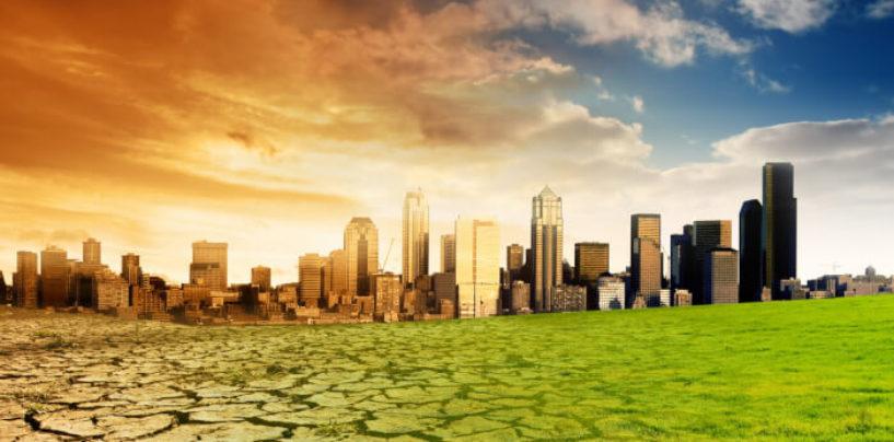 Эксперты по глобальному потеплению: Доля углекислого газа в атмосфере Земли сейчас самая большая за 800 тысяч лет