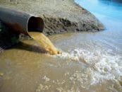 За месяц в регионе дважды регистрировали экстремальное загрязнение воды