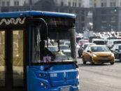 Выбросы от общественного транспорта в Москве уменьшились в 3 раза за несколько лет
