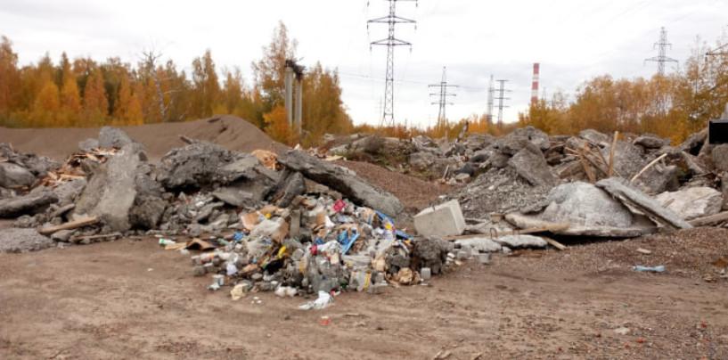 Прокуратура проверила, как в Красноярском крае вывозят ТБО