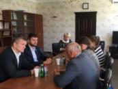 Депутат МОД Дмитрий Дениско побывал на полигоне Торбеево