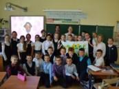 Цикл мероприятий, посвященных экологии, прошел в 482 школе