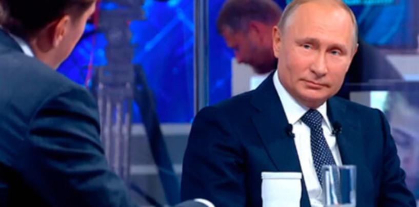 Владимир Путин: электрокары — не самый экологически чистый транспорт
