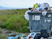 В Выборгском районе изменят методику сбора и вывоза мусора