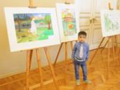 В Мариинском дворце наградили победителей конкурса «Экология глазами детей»