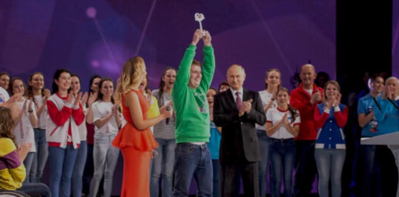 Всероссийский конкурс «Доброволец России – 2018» принимает заявки