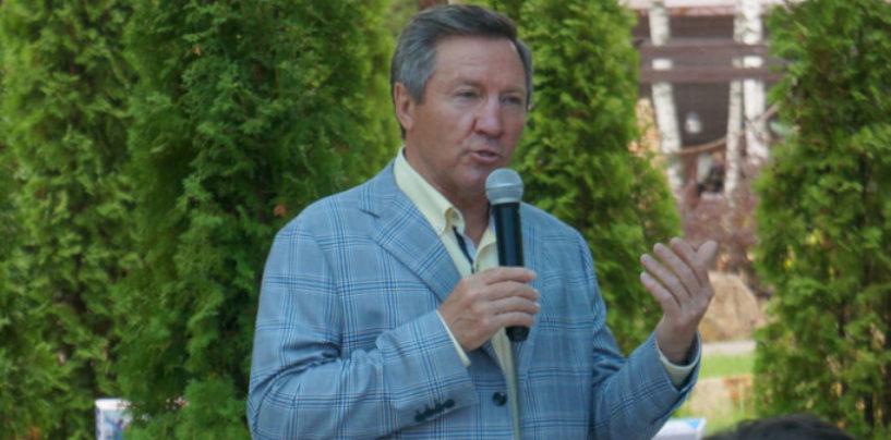 Участники «Области будущего» спросили Олега Королёва о благоустройстве и развитии туризма