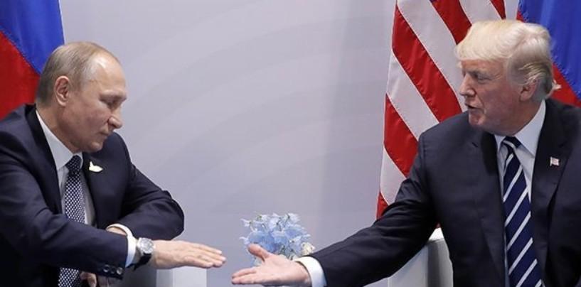 Путин обсудил на Совбезе саммит с Трампом