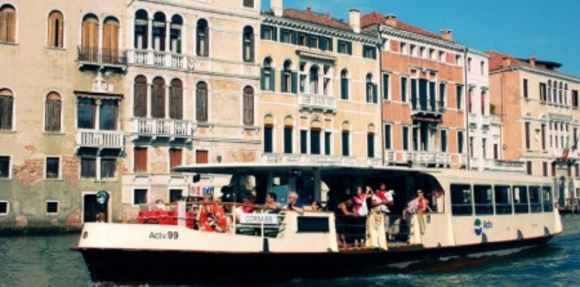 В Венеции будут использовать оливковое масло в качестве жидкого топлива для общественного транспорта