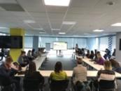 Состоялась встреча, посвященная трудностям и решению в организации раздельного сбора отходов для офисов