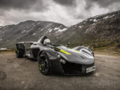 Компания BAC разработала климатически положительный автомобиль
