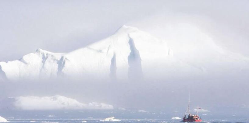 Погода поменялась -Потепление вод арктических морей будет продолжаться еще десятки лет.