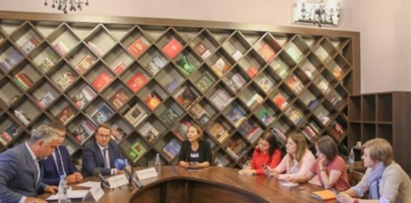 В Екатеринбурге дали старт конкурсу «Первый – зеленый»