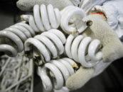 Минэнерго: запрет на ртутные лампы не приведет к дефициту ламп-заменителей