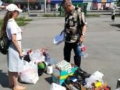 Новый министр экологии личным примером поддержал раздельный сбор мусора