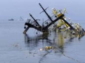 День реки Лена: Кто должен утилизировать 296 заброшенных судов?
