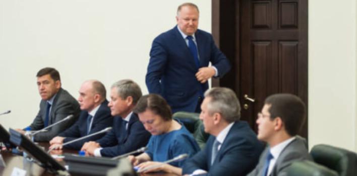 Стали понятны принципы управления полпреда Цуканова. Элита вздрогнет