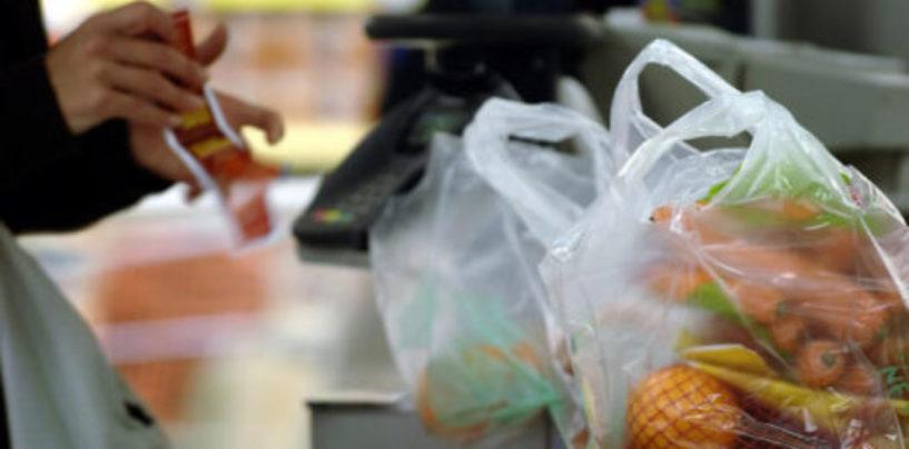 Ритейлеры обсуждают идею отказа от пакетов из пластика в своих торговых точках