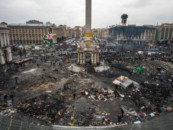 «Спасибо киевскому майдану»: Почти 90% россиян против протестов