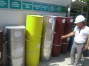 Крымчанам некуда сдавать опасные отходы