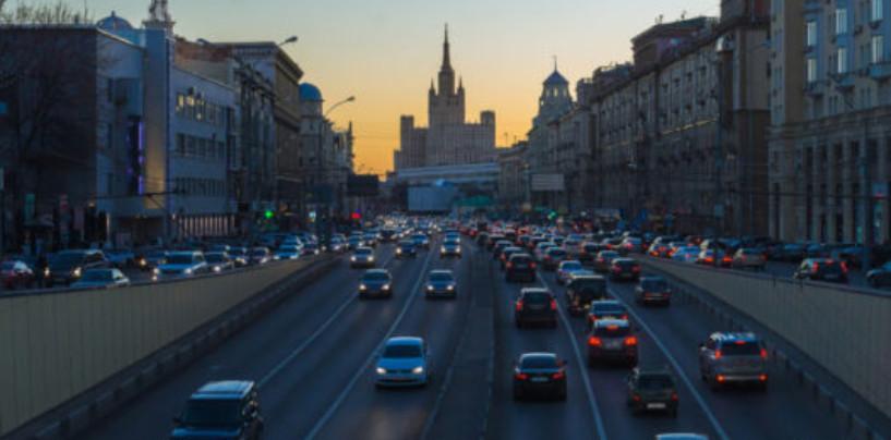 Гринпис России и велоактивисты предложили сделать Садовое кольцо пешеходным на день