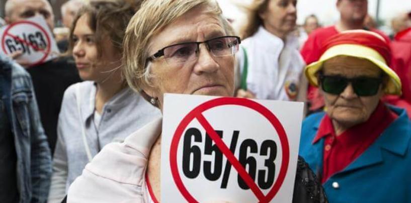 Пенсионная реформа: Кремль боится улицы, а не соцсетей