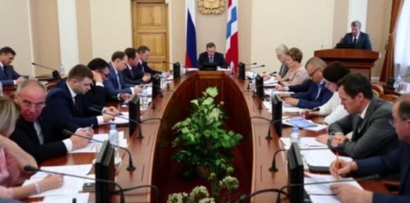 В правительстве Омской области назначены ответственные за исполнение поручений Путина