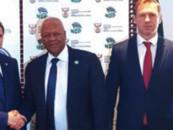 НИС Академик Примаков отправится в Африку. Росгеология проведет сейсморазведку на шельфе ЮАР
