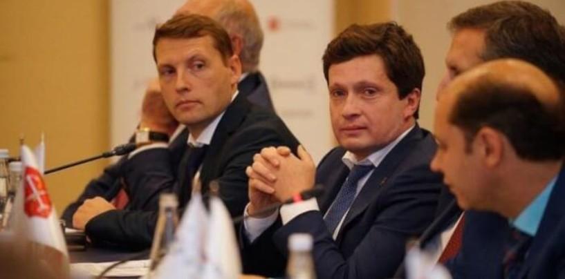 Проекты «Форсайт-флота» представили губернатору Петербурга