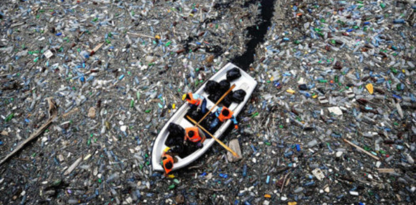 Проблема загрязнения рек и озер