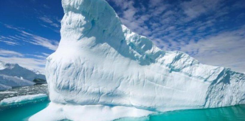 Таяние ледников — актуальная экологическая проблема