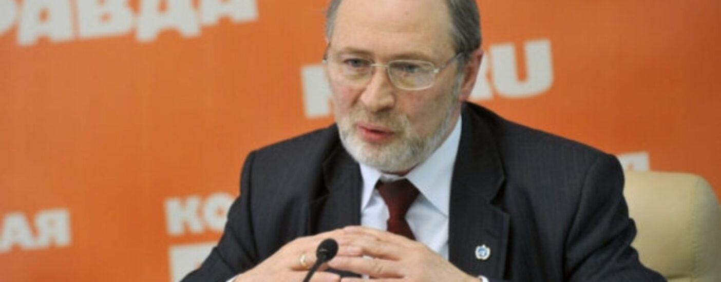 Вильфанд рассказал о катастрофе в России