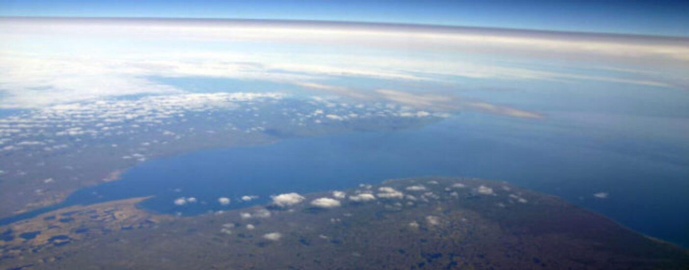 От напастей нашу планету защищает трехмиллиметровый озоновый слой