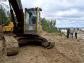 Приостановлена деятельность компаний, которые добывали песок возле сибиреязвенного скотомогильника