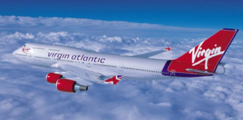 Пассажирский самолет Virgin Atlantic впервые в истории полетит на биотопливе